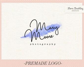 Premade Feather Logo Design  - FB130
