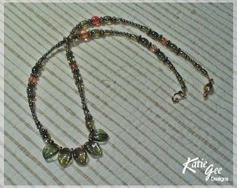 134 Sweet Harvest Necklace
