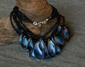 Pacific Mussel Shell Necklace