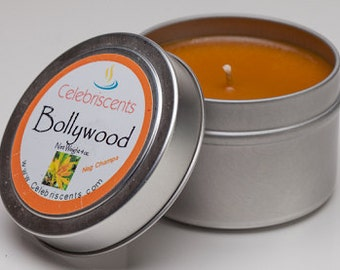 Nag Champa exotic Indian oil plant scent containing frangipani and sandalwood.  Warm and strong inviting incense aroma.