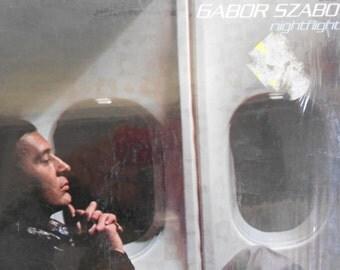 Gabor Szabo - Nightflight - vinyl record