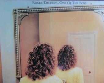 Roger Daltrey - One Of The Boys - Vinyl Record