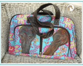 BAG with GREYHOUND