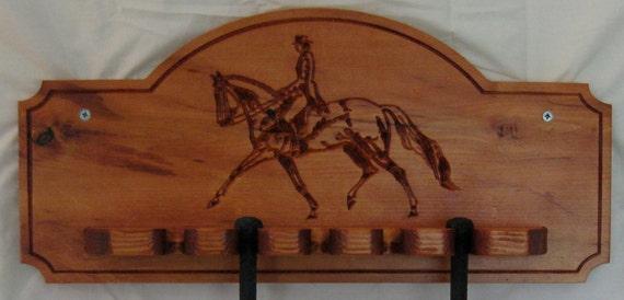 Dressage Horse Crop Whip Holder Tack Room by ...