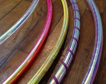 "Custom Tape Polypro Hula-Hoop (5/8"" or 3/4"" tubing)"