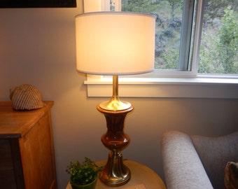 MID CENTURY REMBRANDT Lamp