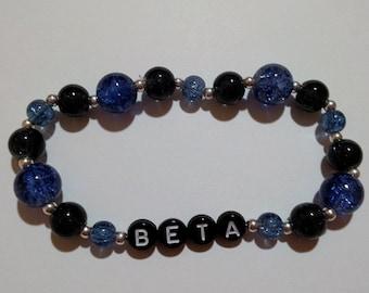 BETA stretch bracelet