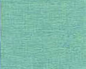 SHOT COTTON  in AQUA  sc077 by Kaffe Fassett for Westminster sold in 1/2 yard increments