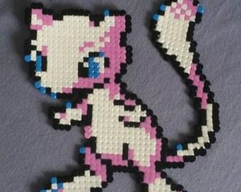Mew Pixel Art