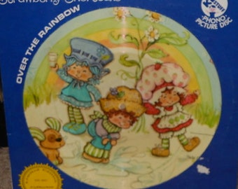 Strawberry Shortcake---Over the rainbow (Picture Disc)