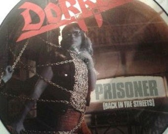Dokken----Back In The Streets (Picture Disc) Made In Germany