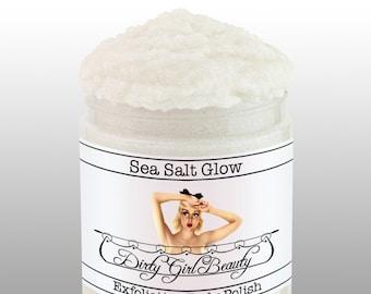 Sea Salt Glow Exfoliating Body Polish 8 fl. oz. - Vegan
