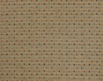 byhands 100% Cotton Classic Dot Pattern Checkered Fabric (EY20034-B)