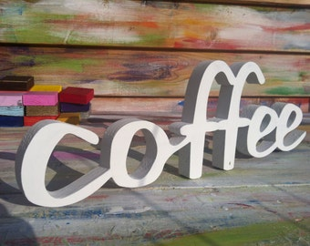 Coffee sign, home decor, office decoration, business sign, primitive coffee sign, rustic, vintage, kitchen decoration, wood sign for kitchen