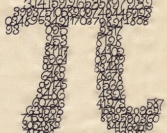 Pi Kitchen Towel
