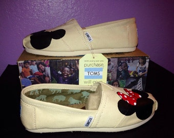 Disney Toms - Natural