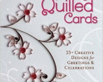 Quilling Book - Pretty Quilled Cards