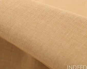 SALE- Natural Quilter's Linen, Robert Kaufman, Quilting Cotton