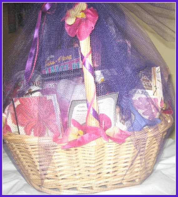 Baby Gift Basket Business : Custom made gift baskets large size for by