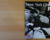 New York City by Nigel Rumsey. A photobook of black & white images reflecting the photographer's first view of this iconic city.
