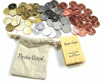 Realm Coins Fantasy Coin Game