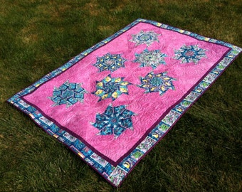 Lap or Throw Quilt