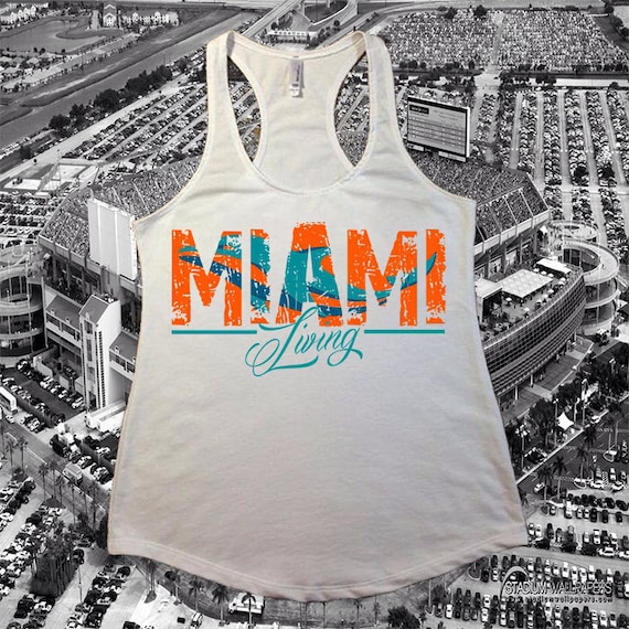 Miami Dolphins Living