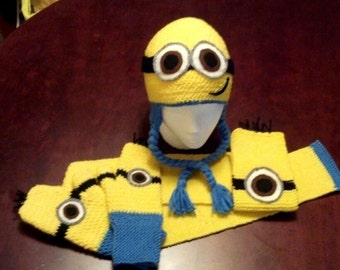 Minionize Me set of three