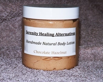 All Natural Homemade Body Lotion - 8oz