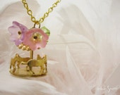 Fantasy Carousel Necklace