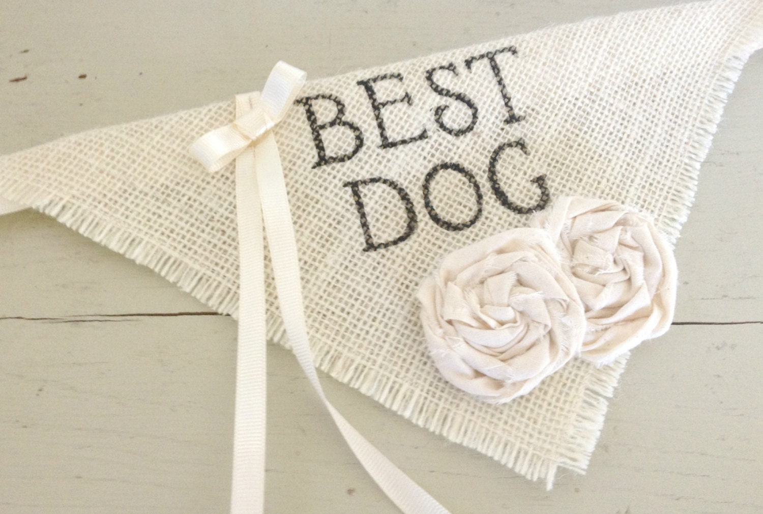 Dog Ring Bearer Bandana