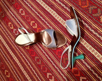 Made in Italy by LETINI, Vintage shoes from the 1980's