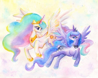 My Little Pony: Princess Sisters