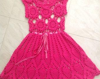 Pattern Princess dress