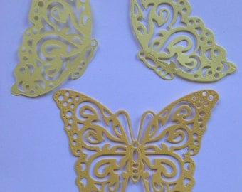 Lacy Butterfly Die Cuts