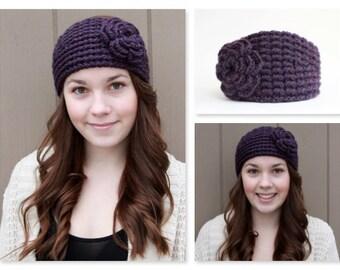 Womens Headband/ Crochet headband/crochet headbands