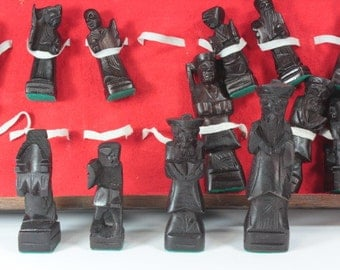 Wooden Chess Sets  Chess Sets in Handmade  Wood Chess Sets Chinese Chess Sets