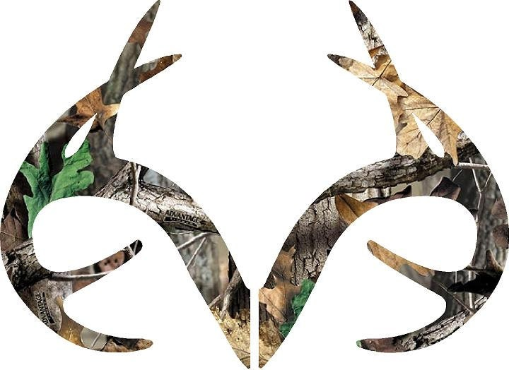 The Gallery For Gt Team Realtree Antler Logo