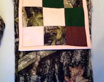 Sale!  True Timber camoflauge crossbody bag, camo messenger bag, camo purse, camo bag, camoflauge bag, camo accessory, camo gift woman