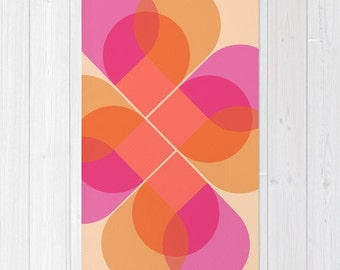 Sherbet Dream Floor Rug