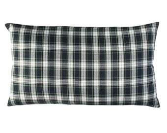 Scottish Cushion in BLUE color. Insert included.