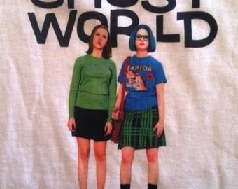 Ghost World, ladies medium T-shirt