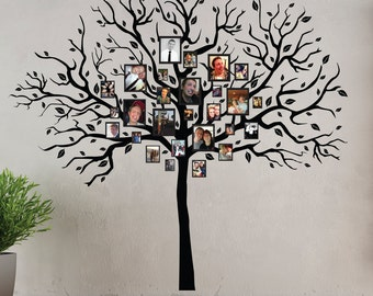 Family Tree Wall Decal Sticker XL*