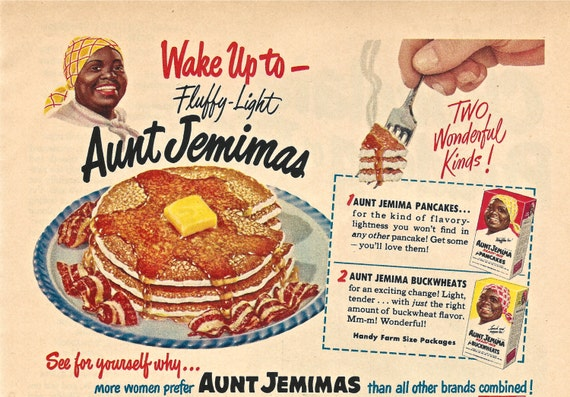 Lovely Aunt Jemima Kitchen Decor 3 Il 570xn 567735442 I46d Jpg
