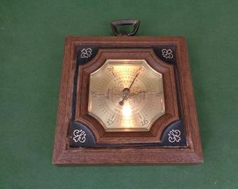 Barometer Springfield Classic 70's USA Made