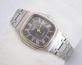 Vintage Longines Quartz Stainless Steel Short Wrist Ladies Watch 93  Make me an offer!