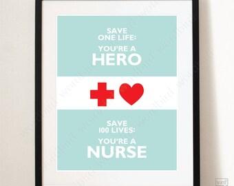 Nurse Graduation Gift | Nursing Student Grad Gift | Nurse Practioner | Graduation Gift | Nursing Graduate Gift | Nurse Grad Gift