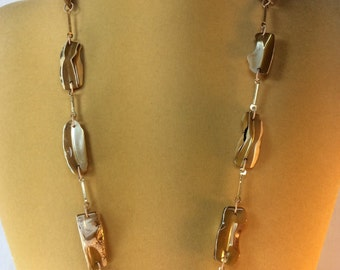 Brown Shell Necklace