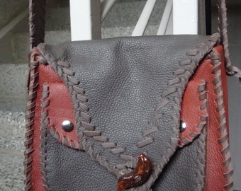 Bag,to cape,leather,unique