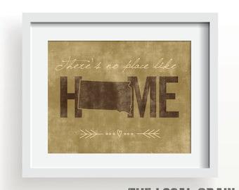 SOUTH DAKOTA - There's No Place Like Home